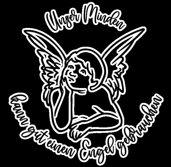 Badge Minden braucht einen Engel